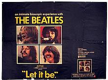 The Beatles, Let It Be, cinema poster