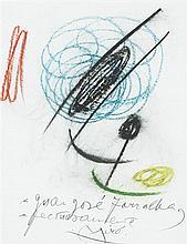 Joan Miró (Catalan, 1893-1983) SIN TÍTULO [UNTITLED], 1973