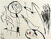 Joan Miró (Catalan, 1893-1983) SÉRIE MALLORCA, 1973