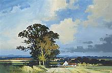 John Skelton (1923-2009) AUTUMN OAKS, BELLEWSTOWN, COUNTY MEATH, 1991