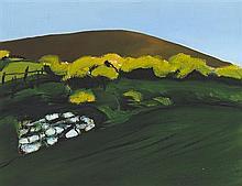 Seán McSweeney HRHA (b.1935) LUGGLASS, COUNTY WICKLOW