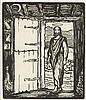 Jack Butler Yeats RHA (1871-1957) CHRIST'S COMING