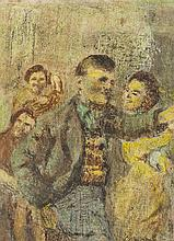 William Conor OBE RHA RUA ROI (1881-1968) DANCE