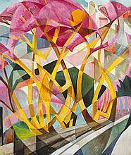 Mary Swanzy HRHA (1882-1978) TREES