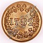 19th Century: 1782 Club buttons
