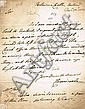 18th-20th Century: Collection of letters with signatures of Irish historical figures including