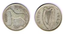1928-1968 almost complete collection of Irish coins