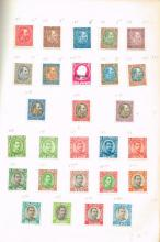 European collection in album with good ranges of mint issues.
