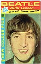 John Lennon: Autograph on Beatles magazine, 1963