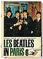 The Beatles: Collection of memorabilia including limited edition plates and Fan Club photographic poster