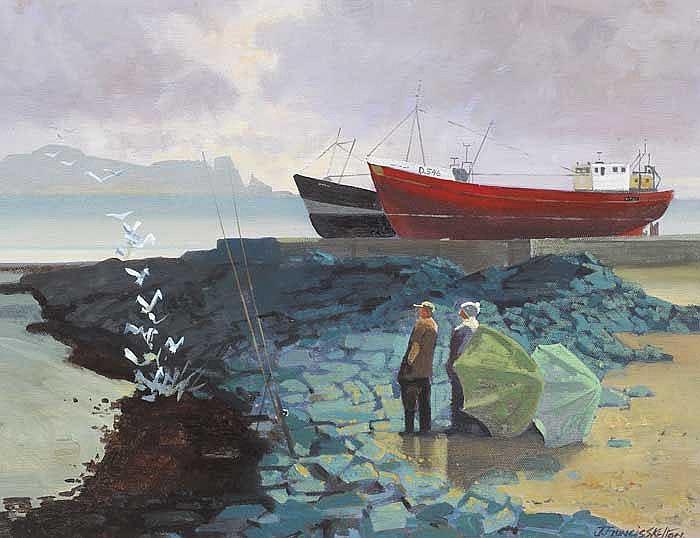 John Skelton paintings value