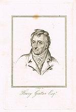 1813 (4 January) letter written by Henry Grattan.