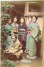 Japanese Photograph Album. Original 19th Century Lacquered & Inlaid Early 20th century Japan. Photograph Album.