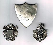 1913 Royal Irish Rifles, sports medals (3)
