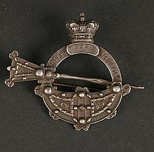 Royal Meath Militia badge