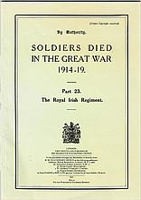 Soldiers Died in the Great War 1914 - 19.