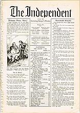 1916-1922. American publications with articles on the Rising, War of Independence and the Civil War.