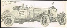 1919-21. IRA Prisoner Art.
