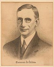 1938 Portrait of Eamonn de Valera