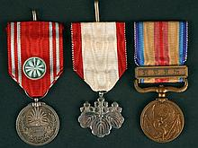 WWII Japanese Medals (3)