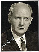 1960s - 1980s Autographs, Irish & UK politicians and public figures (18)
