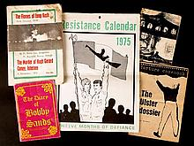 1970s to 1980s collection of booklets, pamphlets relating to Northern Ireland conflict.