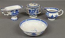 Chinese Canton porcelain hognose creamer 4