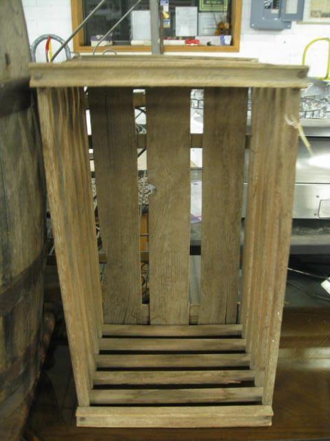 Antique Wood Crate