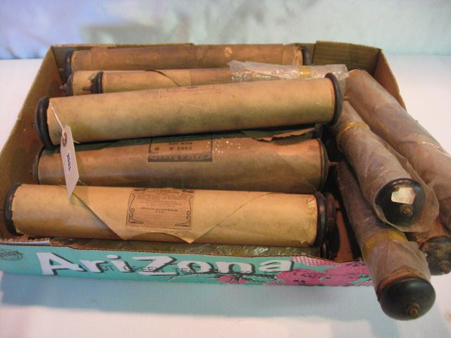 (16) Assorted Player Piano Music Cylinders