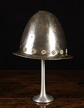 An Italian Cabasset Helmet, Circa 1580.