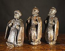 Three Unusual Elizabethan Three-quarter Length