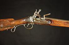 A Spanish Miquelet Flintlock Sporting Gun, Circa