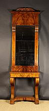 A Fine 19th Century Pier Mirror with Console.  The
