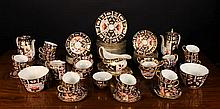 A Large Collection of Royal Crown Derby Bone China