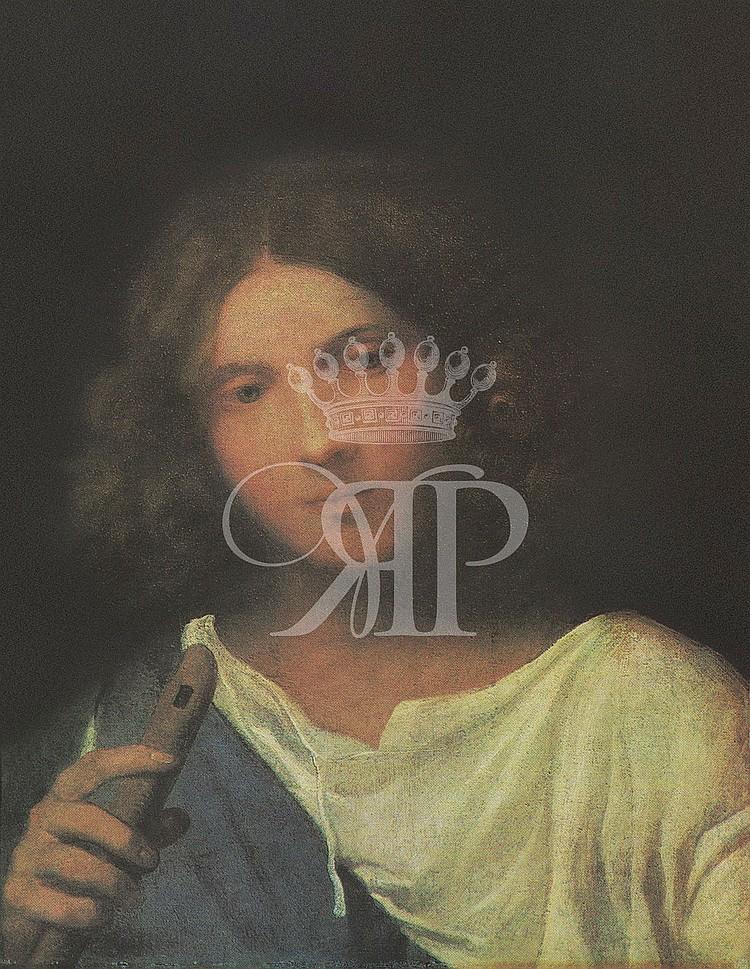 Giorgione Lithographic Print
