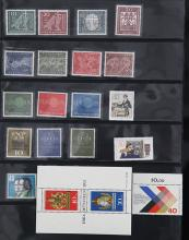 A GROUP OF 46 STAMPS