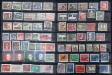 A GROUP OF 75 STAMPS