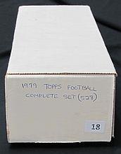 1979 Topps Football Set
