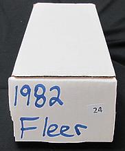1982 Fleer Baseball Set Ripken Jr Rookie