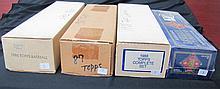 1986-87-88 Topps Baseball Sets and 1992 Donruss Factory Set