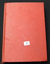 1949 Cleveland Indians Book autographed on inside by Wynn, Feller, Garcia, Bearden, etc