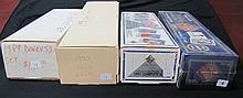 1989 Donruss, 1990 Upper Deck, 1991 Upper Deck, and 1992 Donruss Baseball Sets