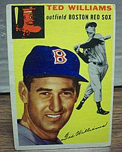 1954 topps #250 Ted Williams