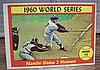 1961 topps #307 Mickey Mantle