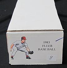 1983 Fleer Baseball Set