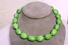 ARIZONA JADE NECKLACE