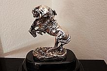 Stunning Silver Sculpture