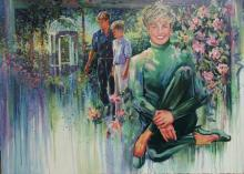 Garden Portrait