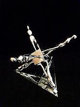 ERNEST TROVA (1927-2009).