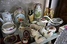 Large selection of Continental & English china inc